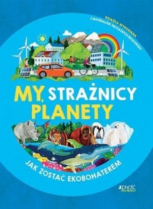 MY, STRAŻNICY PLANETY, CLIVE GIFFORD