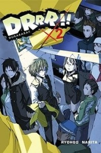 Durarara!! 2 (light novel)