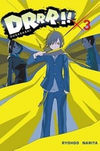 Durarara!! 3 (light novel)