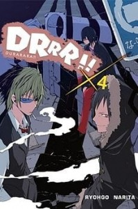 Durarara!! 4 (light novel)