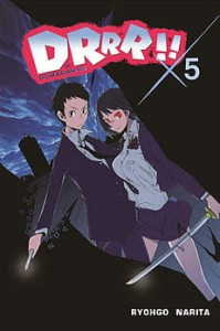 Durarara!! 5 (light novel)